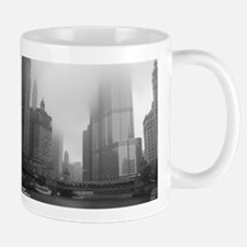 Chicago Rain Small Small Mug