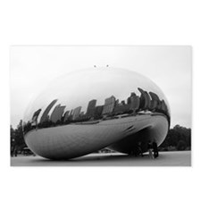 Chicago Reflections Postcards (Package of 8)