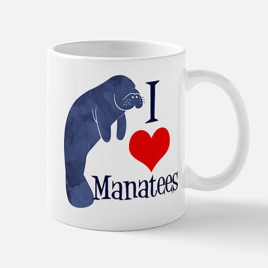 Cute Manatee Mug