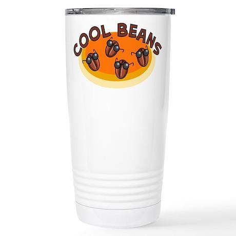 Cool Beans Stainless Steel Travel Mug