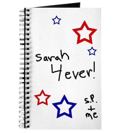 Your very own Sarah Palin notebook!!