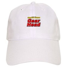 CERTIFIED Gear Head Baseball Cap