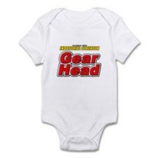 CERTIFIED Gear Head Infant Bodysuit