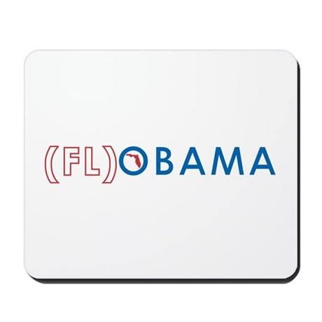 Florida Obama 3 Mousepad