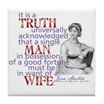 Truth Tile Coaster