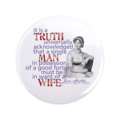 "Truth 3.5"" Button"