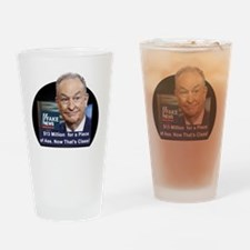 Cool Fake news Drinking Glass