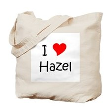 Cute Hazel Tote Bag