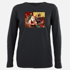 Santa's Chih (b&t) T-Shirt