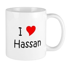Funny Hassan Mug
