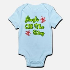 'Jingle All The Way' Infant Bodysuit