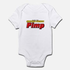 CERTIFIED Pimp Infant Bodysuit