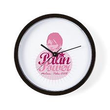Cool Palin Wall Clock