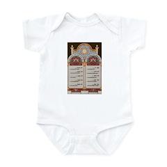 Rules for Life Infant Bodysuit
