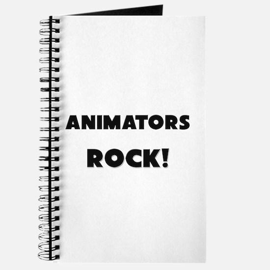 Animators ROCK Journal