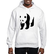 Panda Bear Hoodie Sweatshirt