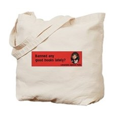 Cool Book banning Tote Bag