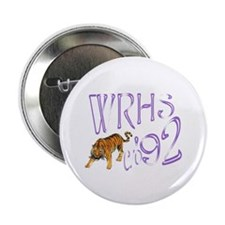 """Class of 1992 Style 2 2.25"""" Button"""