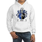 Madia Family Crest Hooded Sweatshirt