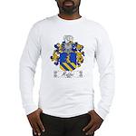 Maffei Family Crest Long Sleeve T-Shirt