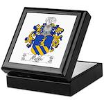 Maffei Family Crest Keepsake Box