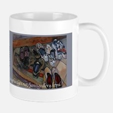 Walking in Ireland The Travel Series Mug