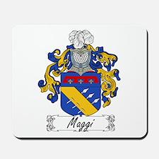 Maggi Family Crest Mousepad