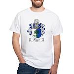 Maggio Family Crest White T-Shirt