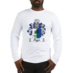 Maggio Family Crest Long Sleeve T-Shirt