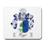 Maggio Family Crest Mousepad