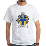 Magistri Family Crest White T-Shirt