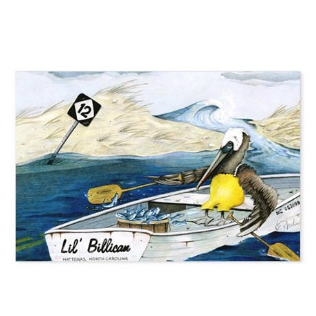 Storm Rashins Postcards (Package of 8)