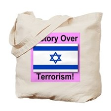 Victory Over Terrorism Tote Bag