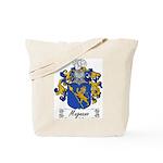 Magnano Family Crest Tote Bag