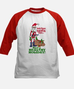 Gastric Bypass Santa Tee