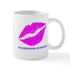 Lips McCain Palin 08 Mug