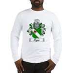 Magno Family Crest Long Sleeve T-Shirt
