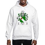 Magno Family Crest Hooded Sweatshirt