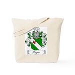 Magno Family Crest Tote Bag