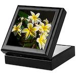 Aloha Flowers Keepsake Box