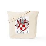 Maino Family Crest Tote Bag