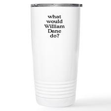 William Dane Travel Mug