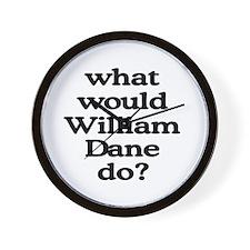 William Dane Wall Clock
