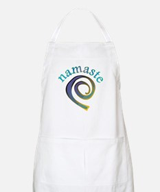 Namaste, Sanskrit Greeting of Honor Apron