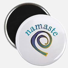 Namaste, Sanskrit Greeting of Honor Magnet