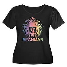 Buddha Myanmar T