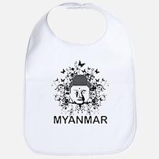 Buddha Myanmar Bib