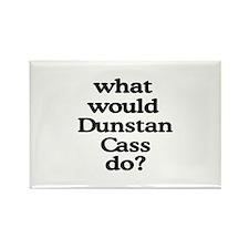 Dunstan Cass Rectangle Magnet