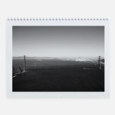 Black + White Golden Gate Bridge 2008 Calendar