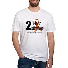 2Year-LeukemiaSurvivor Shirt